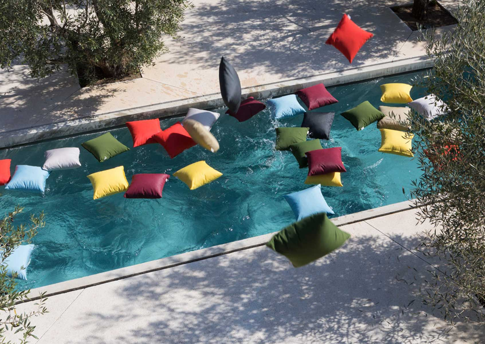 Jolly Outdoor Cushions