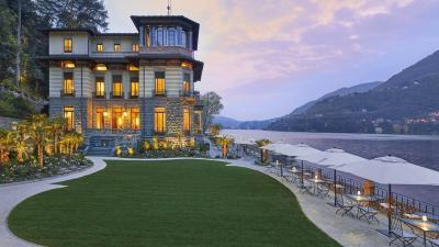 Mandarin Oriental Lake Como - Italy