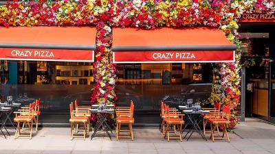 Crazy Pizza Knightsbridge - United Kingdom