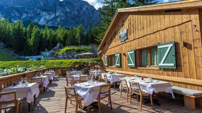 Baita Pie Tofana Cortina - Italy