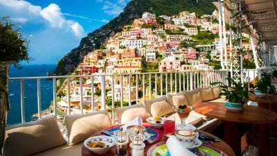 Hotel Covo dei Saraceni Positano - Italy