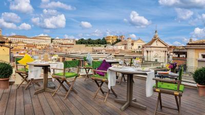 Singer palace hotel Roma - Italy