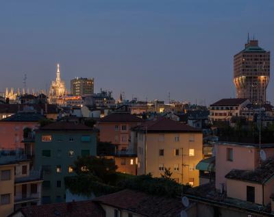 Milano in terrazza